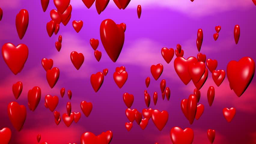 еще картинки летающие сердечки этот год принесет