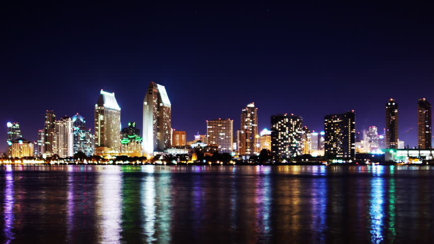 Time Lapse Of San Diego Stock Footage Video 100 Royalty Free 5769494 Shutterstock
