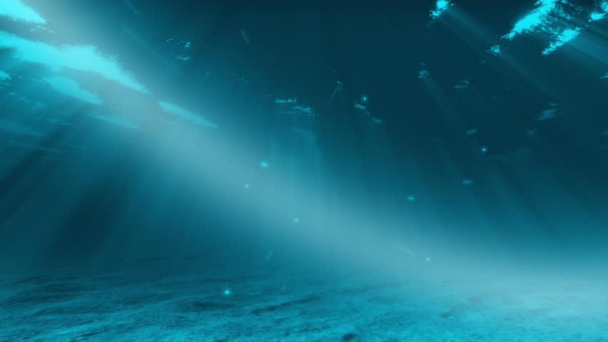 Underwater scene | Shutterstock HD Video #5772554