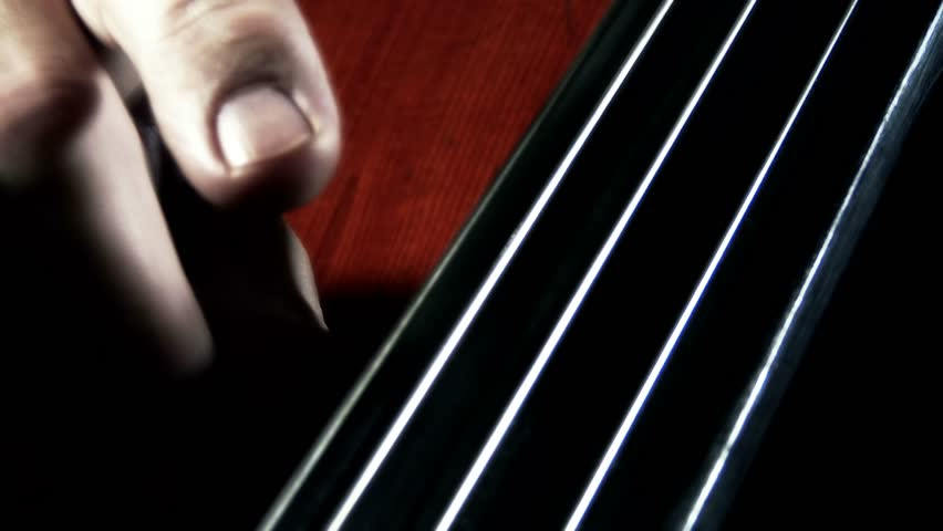 4K Professional Cellist with his Cello Jazz 4K 3840 x 2160 ultra high resolution | Shutterstock HD Video #5863322