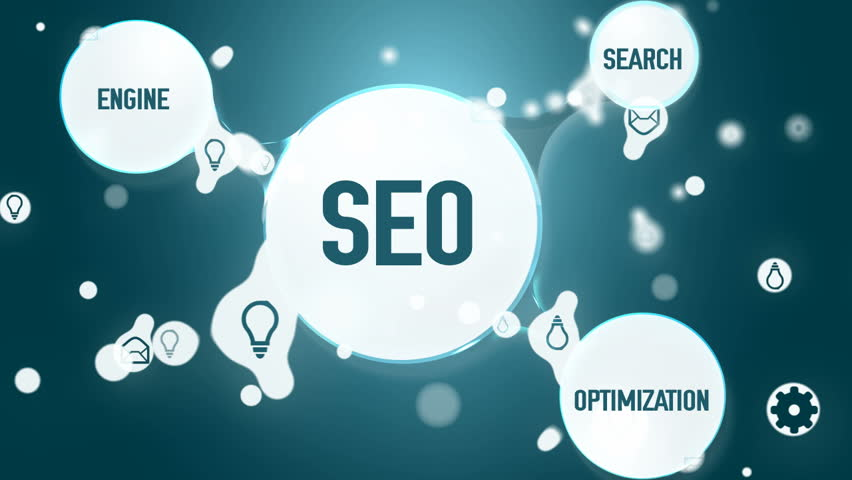 SEO. Search engine optimization concept.