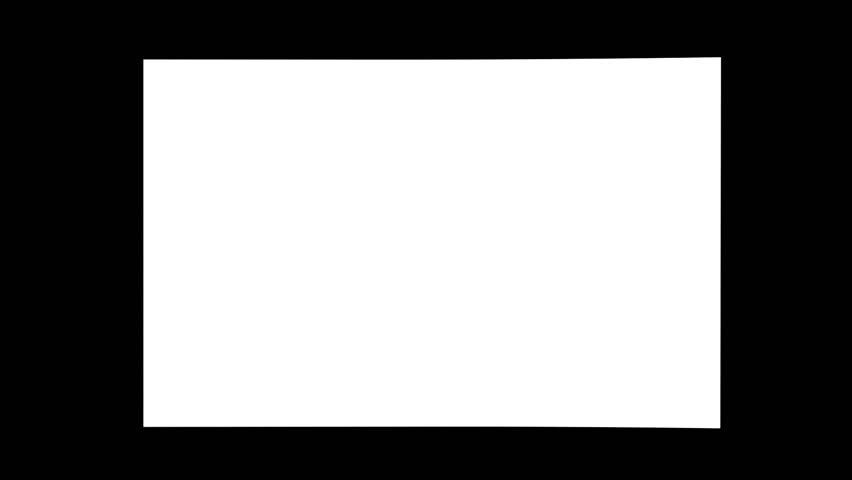 Turning white pages in notepad with alpha channel  --- Similar videos in my portfolio   Shutterstock HD Video #593701