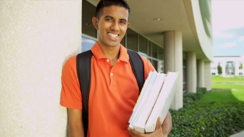 Confident Asian Indian Teenage Male Stock Footage Video (100% Royalty-free) 5961917   Shutterstock