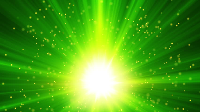 Particles Computer Stock Footage