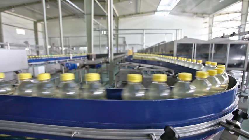 Drinks production plant in China | Shutterstock HD Video #6199862