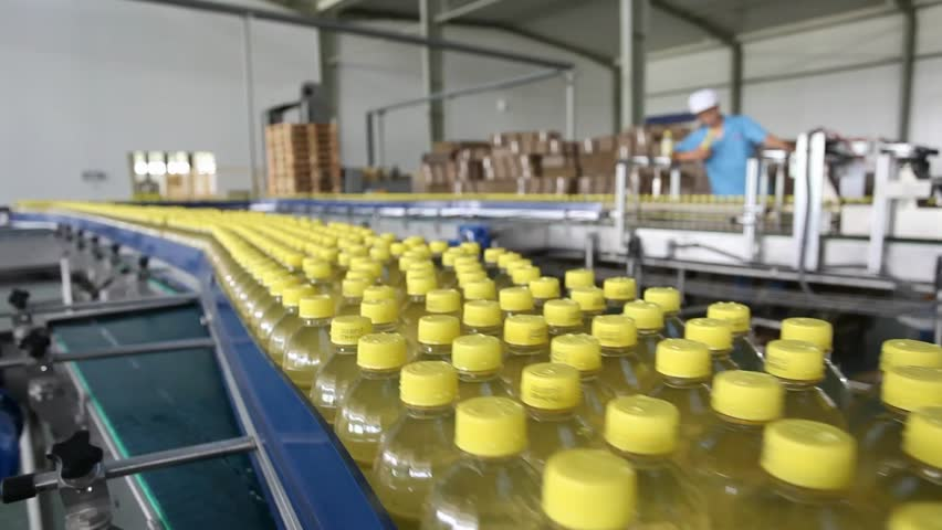Drinks production plant in China | Shutterstock HD Video #6205340