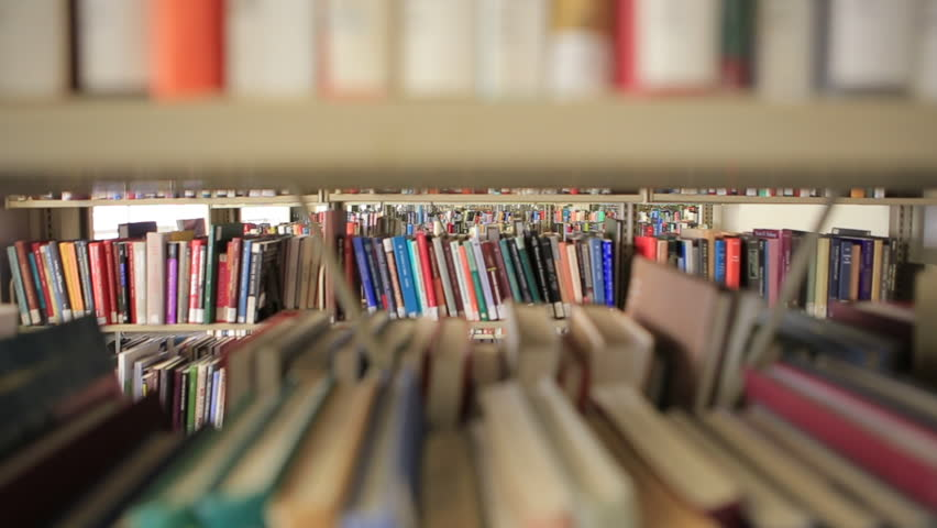 Library books and newspaper stacks - 3 clips | Shutterstock HD Video #6218297