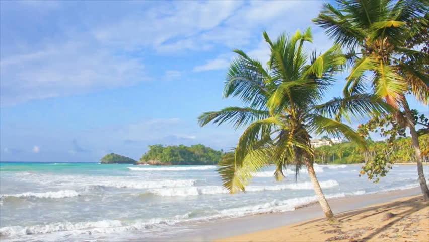 natural caribbean beach #6247484