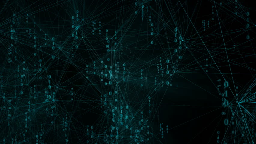 Glowing network concept | Shutterstock HD Video #6250010