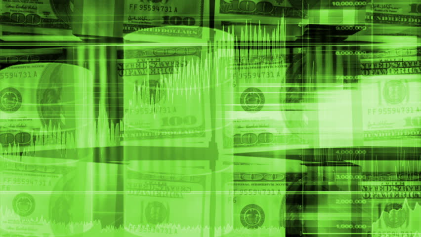 Money And Graphs Geometric Looping Stock Footage Video 100 Royalty Free 6451478 Shutterstock