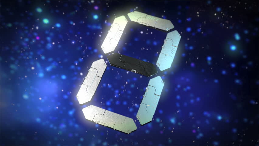 Digital Transformer Countdown Leader