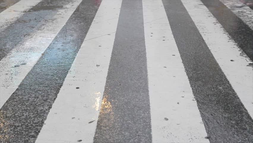 Scrambled pedestrian crossing in Shibuya, Tokyo | Shutterstock HD Video #6513995