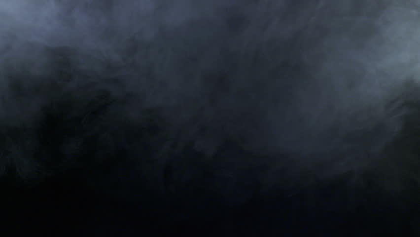 Slow motions smoke on a black background. Professional studio light  and smoke machine. Good to use as a transition with a different types  of  blend mode opacity. | Shutterstock HD Video #6522629