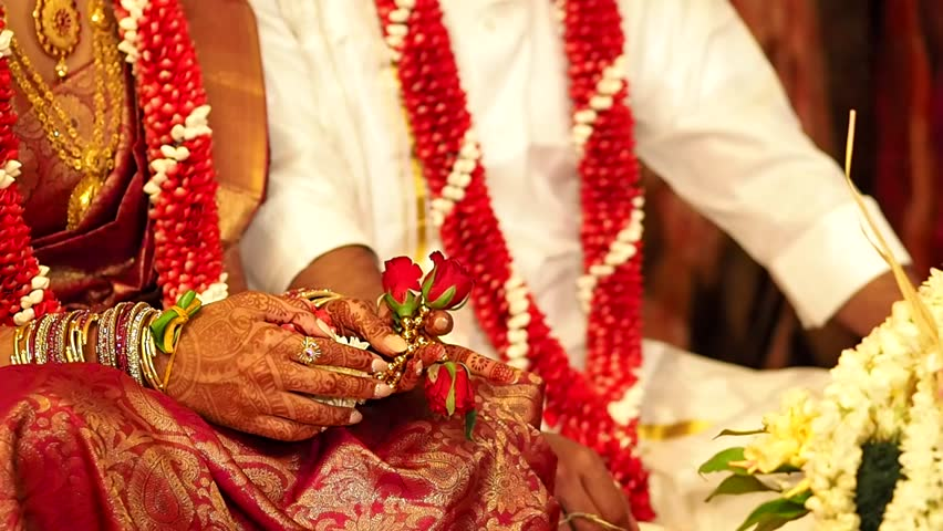 South Indian Wedding Couple Waiting Stock Footage Video 100 Royalty Free 6580301 Shutterstock
