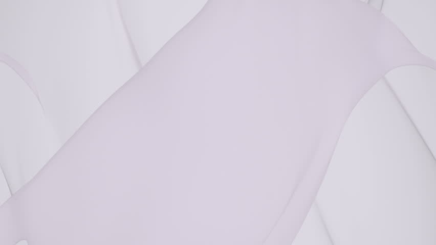 Smooth abstract waves. (loop-ready file) | Shutterstock HD Video #6611669