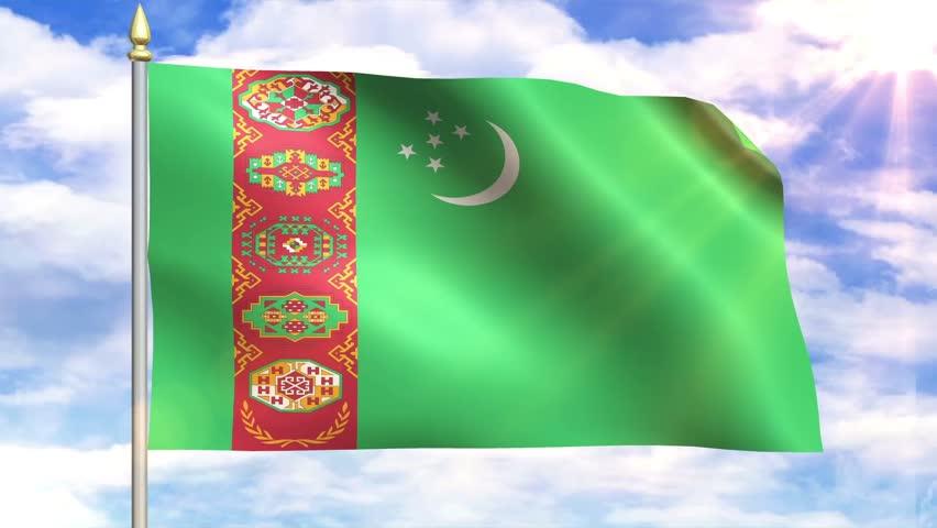 мнению картинка туркменского флага наступлением