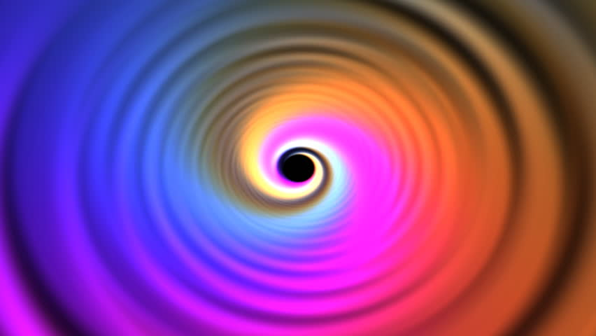 rainbow waves tunnel