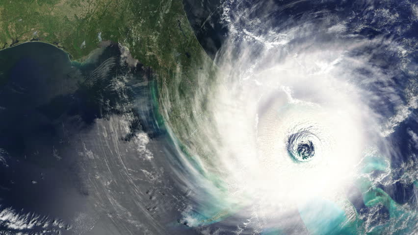 4k, Timelapse of Hurricane hitting the East Coast of the USA wreaking flooding, wind damage, and destruction to the coastal areas. #6707029