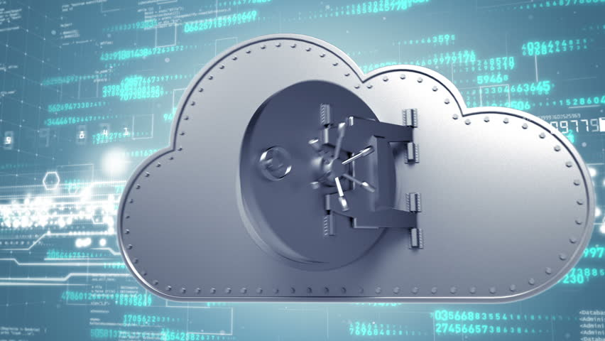 Secure cloud computing concept | Shutterstock HD Video #6715885