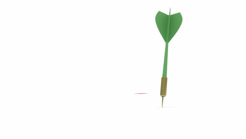 Darts concept.   Shutterstock HD Video #676300