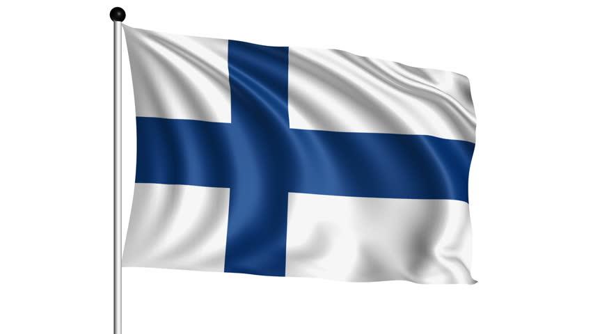 Картинки флаг финляндии