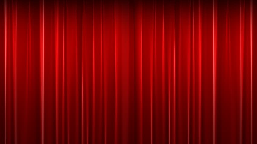 Red Velvet Theater Curtain with Stock Footage Video (100% Royalty-free) 689128 | Shutterstock