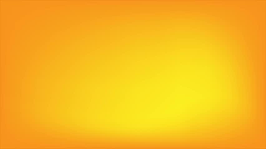 Orange background animation loop | Shutterstock HD Video #691708