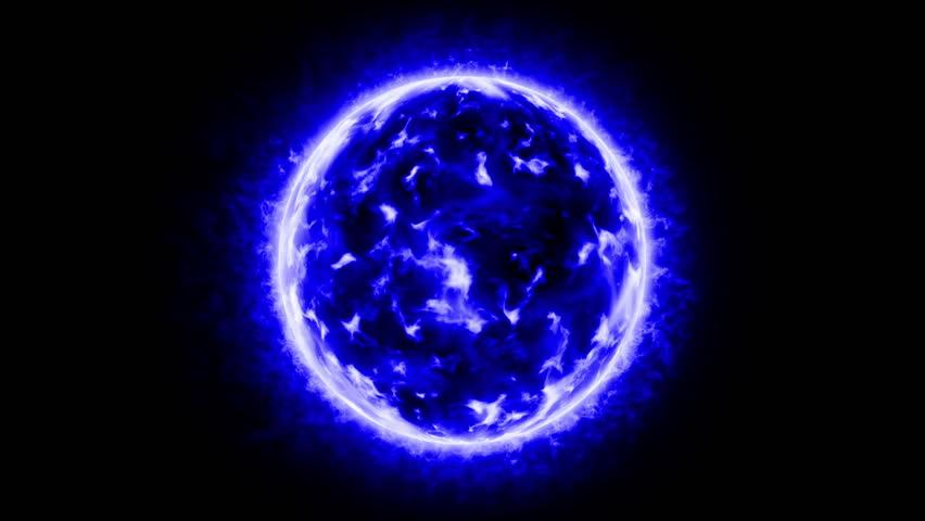 Blue Sun Wide | Shutterstock HD Video #6930187