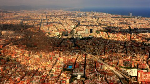 BARCELONA, SPAIN, AUGUST 2013 