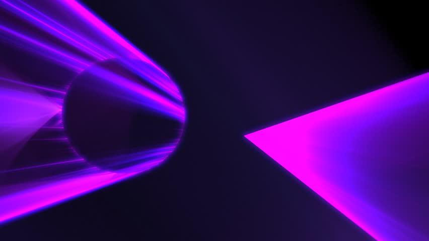 Purple glowing motion background | Shutterstock HD Video #699787