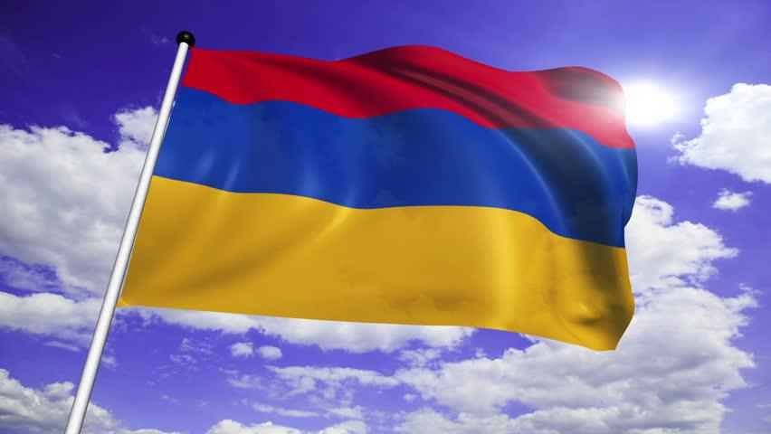 Фото армянского флага