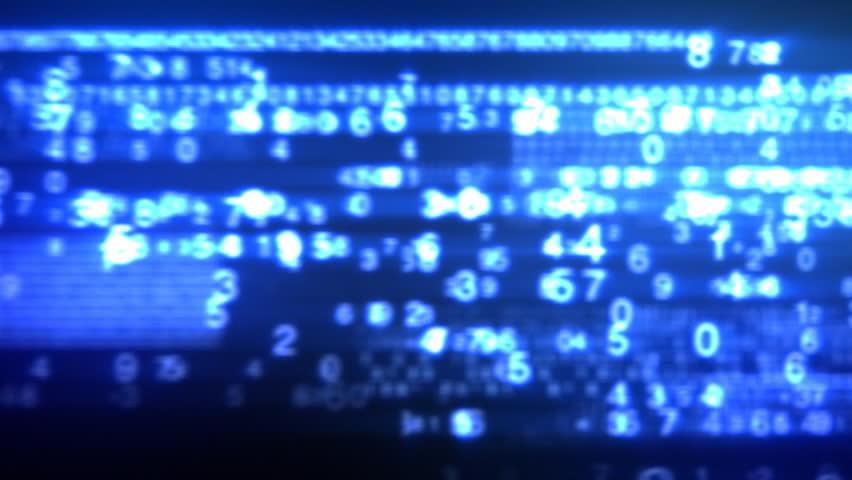 COMPUTER DATA | Shutterstock HD Video #7126774