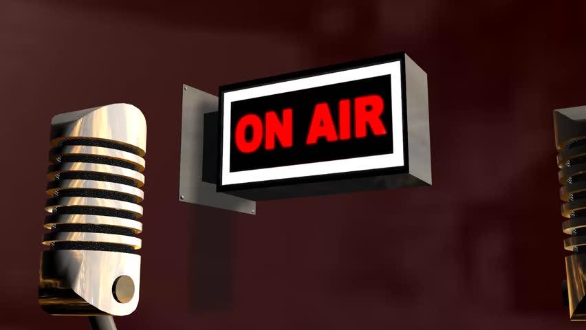 On Air - Studio Background : vídeo stock (100% livre de direitos) 7127566 | Shutterstock
