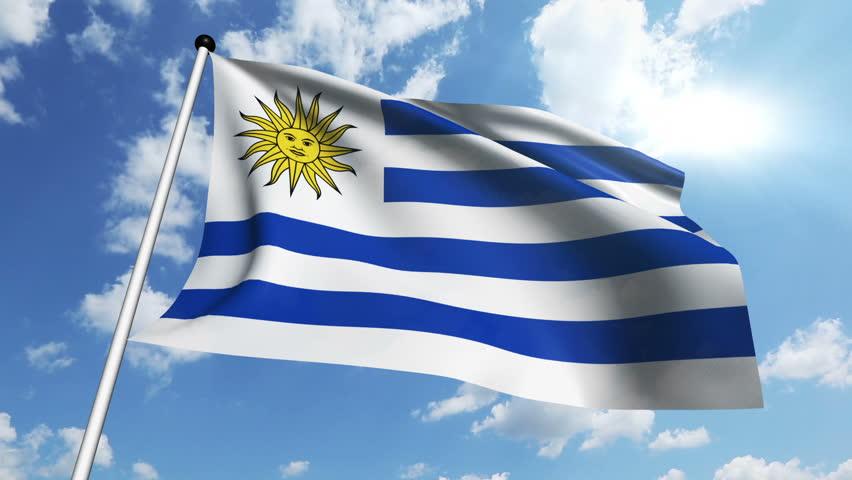 Флаг уругвай фото картинки
