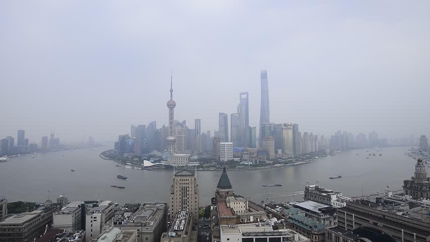 Shanghai   Shutterstock HD Video #7143937