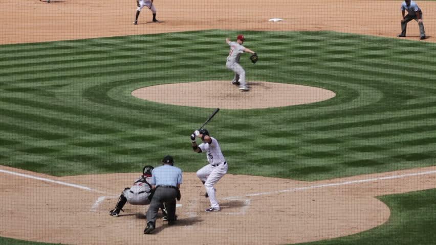 DENVER, COLORADO – AUGUST 25, 2011: Carlos González hit a home run in Colorado Rockies against Houston Astro at Coors Field, Colorado.