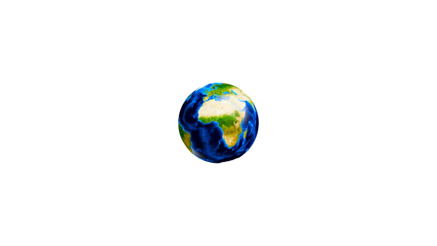 Video of a conceptual symbol of multiracial human hands surrounding the Earth globe Isolated on white background | Shutterstock HD Video #722149