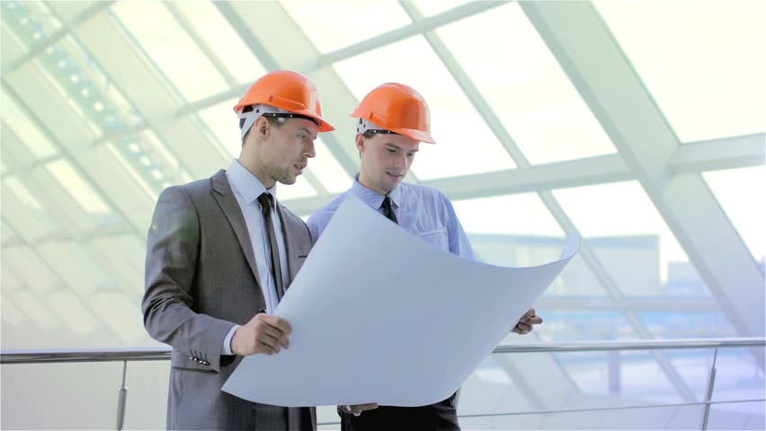 The Builder Engineer Demonstrate Stock Footage Video 100 Royalty Free 7224997 Shutterstock