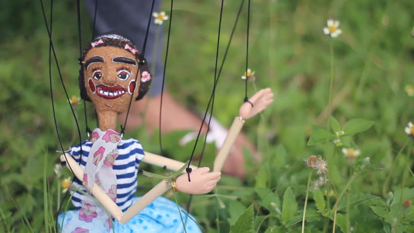 Traditional Thai String Puppet show  | Shutterstock HD Video #7231168