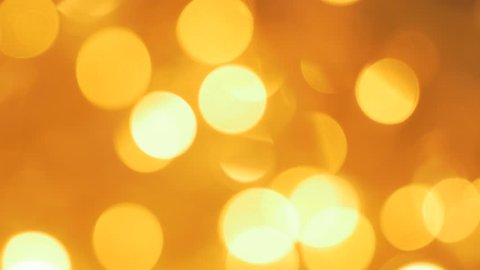 Christmas decoration background lights 4K UHD 3840X2160 resolution footage - Glitters abstract electric light defocused high definition 4K UHD 2160p footage