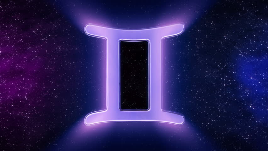 Gemini Sign Of The Stock Footage Video 100 Royalty Free 745999 Shutterstock
