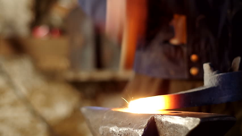 Blacksmith forging tools