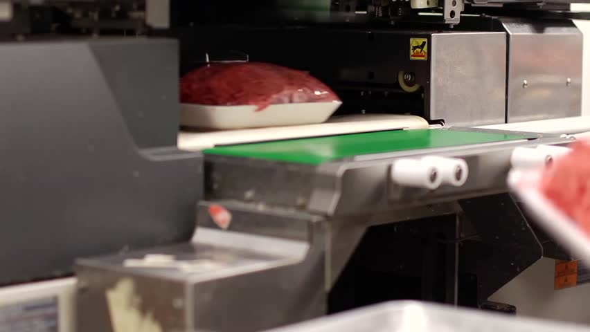 Butcher Shop Meat Preparation