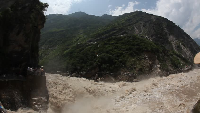 Tiger Leaping Gorge, Yunan, China