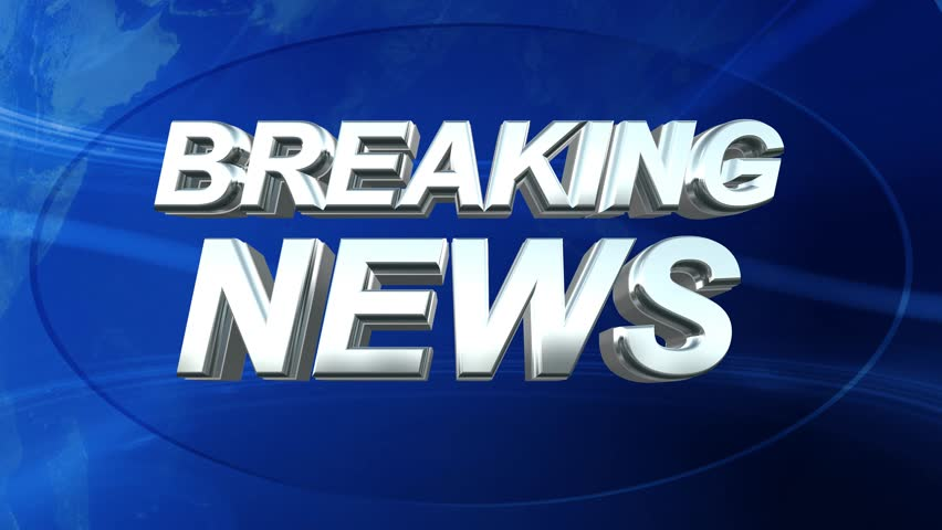 Breaking News Logo Ident - News Style Abstract Background | Shutterstock HD Video #7613371