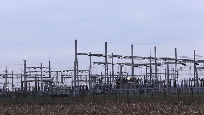 Electricity power stations 1920x1080 full hd footage | Shutterstock HD Video #7682818