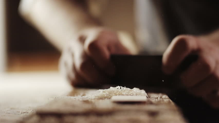 Making the violin - wood work | Shutterstock HD Video #7739065