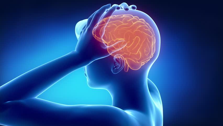 Pain in head