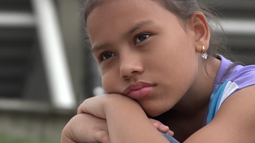 Sad Child Royalty Free Stock Image - Image: 27055896