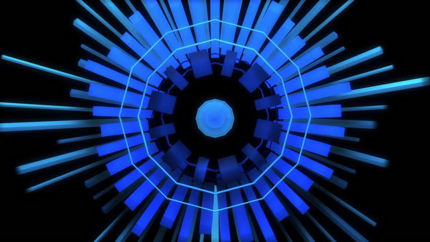 Abstract Audio Visualizer Meter Of Stock Footage Video 100 Royalty Free 8379856 Shutterstock